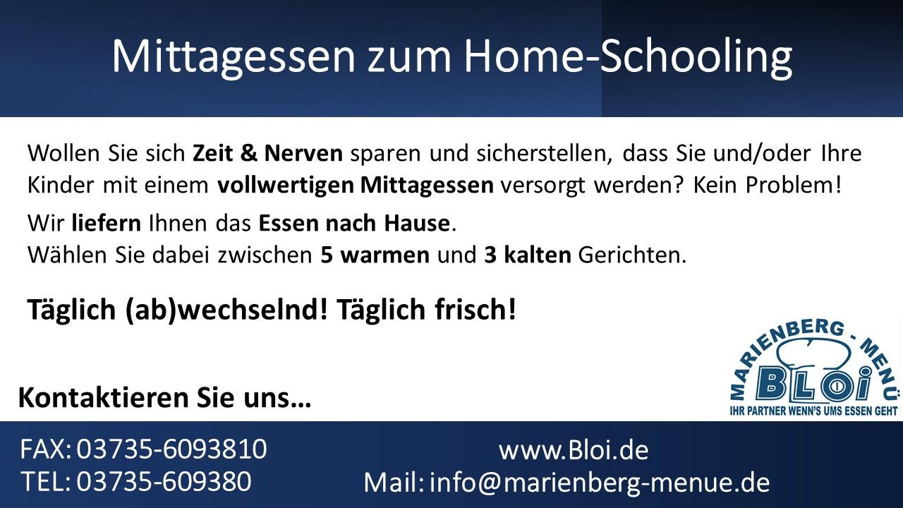 Mit uns werden Sie auch zum Home-Schooling versorgt!
